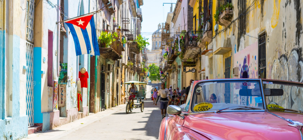 Cuba Mission Underway